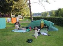 campingidylle in isle-sur-le-doubs