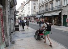 shopping in besançon