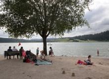 lac de remoray (beim lac de saint-point)