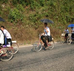 Thailand & Laos 2007